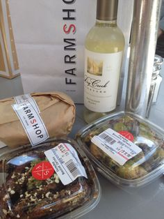 Best meal ever: farmshop Cool ao extremo!