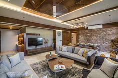 Residential Interior Design, Interior Architecture, Ceiling Design Living Room, Master Bedroom Interior, Minimalist Apartment, Best Interior, Modern Interior, Apartment Interior, Luxury Apartments