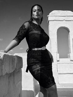 Big Girl Fashion, Black Women Fashion, Curvy Fashion, Plus Size Fashion, Petite Fashion, Fall Fashion, Style Fashion, Ashley Graham, Photography Women