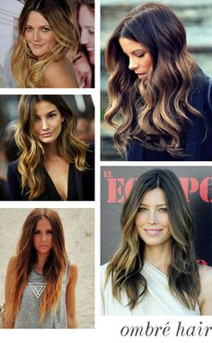 Ombre Hair DIY - How to do this fun look at home!