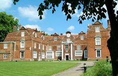 Christchurch Mansion Ipswich UK
