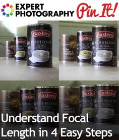 2Understand Focal Length in 4 Easy Steps Understand Focal Length in 4 Easy Steps