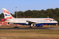 G-EUOD,  Bild vom 25.08.2016 in Frankfurt, FRA, CN 1558, Airbus A319-131, British Airways