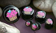 cutest cupcake plugs ever!!