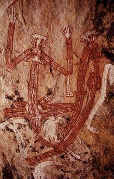 Australia- Aboriginal rock art