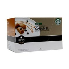 Starbucks KCup Caramel Pack of 12 * Read more reviews of the product by visiting the link on the image.  This link participates in Amazon Service LLC Associates Program, a program designed to let participant earn advertising fees by advertising and linking to Amazon.com.
