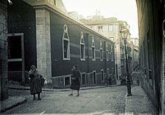 Lisboa de Antigamente: Local do antigo Cemitério das Mercês
