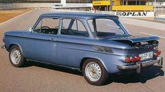 1967 NSU Prinz 1000 TTS -