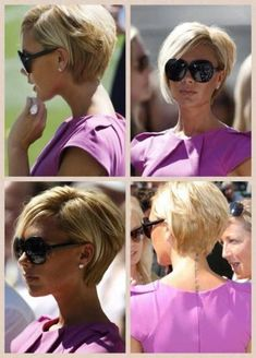 Trendy hairstyles bob victoria beckham 39 Ideas #hairstyles