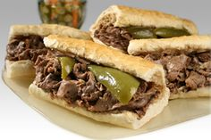 Who has the best Italian Beef Sandwich and Why - ItalianBeef.com