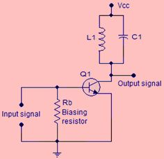 Class C #AmplifierCircuit