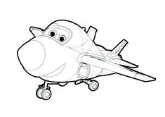 7 Best Super Wings Coloring Pages images