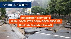 "Aktion ""NRW hilft""   Das Landesportal Wir in NRW"