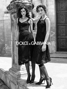Discover Dolce & Gabbana's Spring Summer 2020 campaign set in Palazzolo Acreide, Sicily captured by fashion photographer Salvo Alibrio. Black And White Picture Wall, Black White, Campaign Fashion, Feminine Dress, Supermodels, Fashion Photography, Spring Summer, Photoshoot, Collection