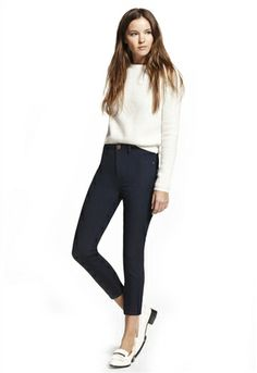 DL1961 is one of our favorite denim designers, with an incredibly comfortable fit and silhouettes that will flatter every body type. The Bardot crop jeans are perfect for this beautiful warm weather, and the high rise is super flattering!  http://www.shopambience.com/dl1961_bardot_high_rise_crop_jeans_p/2292-dl1961-jeans.htm