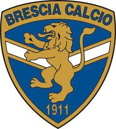 Brescia Calcio old badge Football Team Logos, Soccer Logo, Sports Team Logos, Sport Football, Soccer Teams, Football Italy, Italy Soccer, Association Football, Old Logo