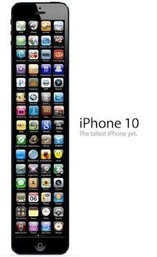 New iPhone 10 lol!
