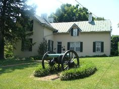 Stonewall Jackson Headquarters Museum, Winchester, Virginia