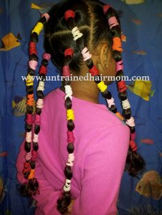 Natural Hair Care: Hair Care Routine