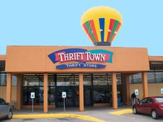 Thrift Town Dallas, TX  1516 S. Westmoreland Rd.  Dallas, TX 75211  Between Illinois & Jefferson in Oak Cliff  (214) 337-8979