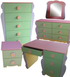 Design-A-Bed range of children's beds and furniture