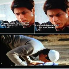 I cried million tears watching this scene from My Name Is Khan :'(