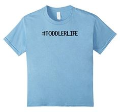 Kids Hashtag Toddler Life 10 Baby Blue Sod Uniforms…