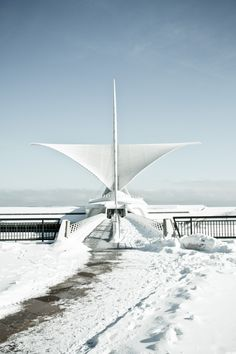 Milwaukee Art Museum #wanderingsole