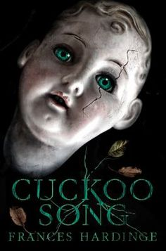 """Cuckoo song -In post-World War I England, eleven-year-old Triss nearly drowns in a millpond known as """"The Grimmer"""" and emerges with memory gaps, aware that something's terribly wrong, and to try to set things right, she must meet a twisted architect who has designs on her family."""