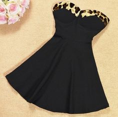 Main Material: Other Fabric  Color: Black  Size: Standard size ( medium size )  Size (cm): Length 59 , Bust 60-84 , hips 52-74