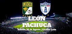León vs Pachuca En Vivo Sábado 30 de Agosto del 2014 Jornada 7 Liga MX Apertura 2014.  Donde ver León vs Pachuca En Vivo por Internet: http://envivoporinternet.net/leon-vs-pachuca-en-vivo-30-de-agosto-liga-mx-apertura-2014/