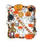Halloween Themed Decoration Kit - Happy Halloween - Jack-o-lantern - Decorating Pack - Decorations Direct https://www.decorationsdirect.com.au