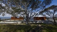 Australian House of the Year, the Invisible House by Peter Stutchbury Architecture. Pictu