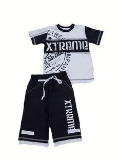 Xtreme Baskılı Takım (81192) - Erkek Çocuk Giyim | Cimcime Bebe