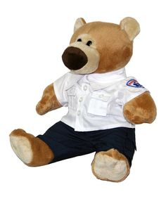 Take a look at this Paramedic Bear by The Bear Mill on #zulily today!