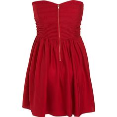 Parker Strapless Dress ($79) ❤ liked on Polyvore featuring dresses, vestidos, red, vestiti, women, sweetheart dress, silk cocktail dress, red cocktail dress, parker dresses and sweetheart neckline cocktail dress