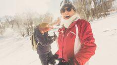 Sugar Mountain Resort. Adventure photography by Sam Dean; 2015. #snowshoe #BooneNC