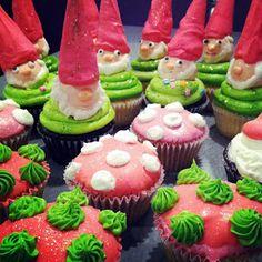 .Amanda Cupcake. Sweet Dreamer ♥: Gnome Cupcake Wonderland