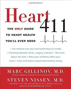 Heart 411: The Only Guide to Heart Health You'll Ever Need * You can find out more details at the link of the image.