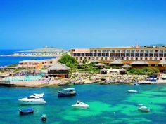 Ramla Bay Resort , Mellieha, Malta. To book, visit www.maltadirect.com