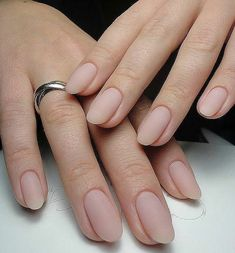 Neutral Nails, Nude Nails, Acrylic Nails, Gel Nails, Nail Polish, Manicure And Pedicure, Perfect Nails, Gorgeous Nails, Pretty Nails