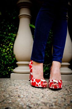 Hello Kitty Heels. Oh my gosh.