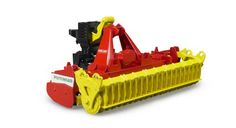 Bruder Poettinger Lion 3002 Rotary Harrow -- Learn more by visiting the image link.