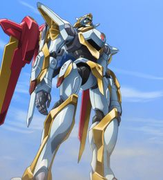 Lancelot - Code Geass Wiki - Your guide to the Code Geass anime series