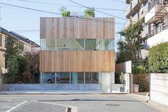Nerima House ist ein wahres Platzwunder. Auf dem 109 Quadratmeter kleinen Grundstück in Tokio lag der Fokus ganz auf dem Erhalt des Gartens.