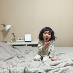 Cô bé Hàn Quốc với loạt biểu cảm đáng yêu xuất sắc này đang gây bão khắp mạng xã hội - Ảnh 18.