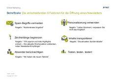 #Betreffzeile: Die entscheidenden 6 Faktoren für die Öffnung eines Newsletters. http://de.slideshare.net/TWTinteractive/betreffzeile-die-entscheidenden-6-faktoren-fr-die-oeffnung-eines-newsletters