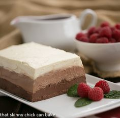 Triple Chocolate Terrine Redux | thatskinnychickca...