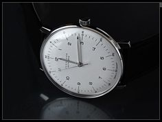 Junghans Max Bill watch. I have had the watch for a year now - love it.