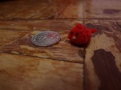 Micro birdie and a coin by ~k12l on deviantART